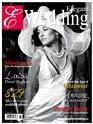 Elegant Wedding Magazine Cover