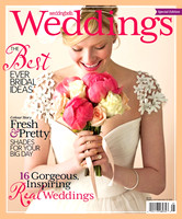 Jon & Fojan - Weddingbells magazine, Special Interest Publication February 2012, 6 pages