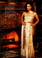 Elegant Wedding Fashion Editorial by Badger Photography