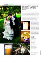 Mélanie & Bruno - Weddingbells Fall/Winter 2012